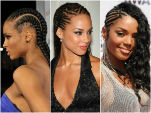 Atlantablackstar 2014 12 06 Colorful Tresses Bold Cornrows Urban Chic White People