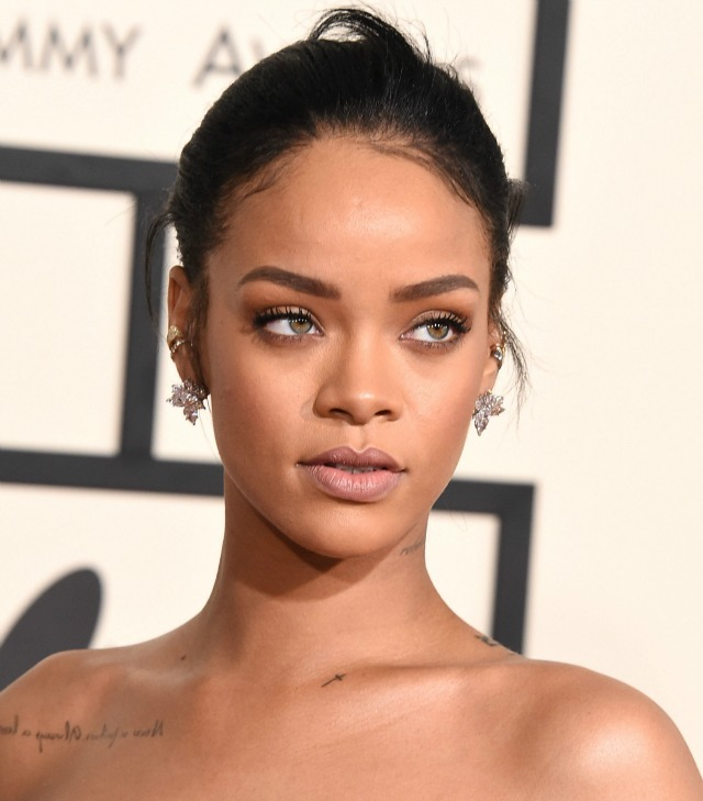 The Worst And Most WTF Beauty Looks From The 2015 Grammy