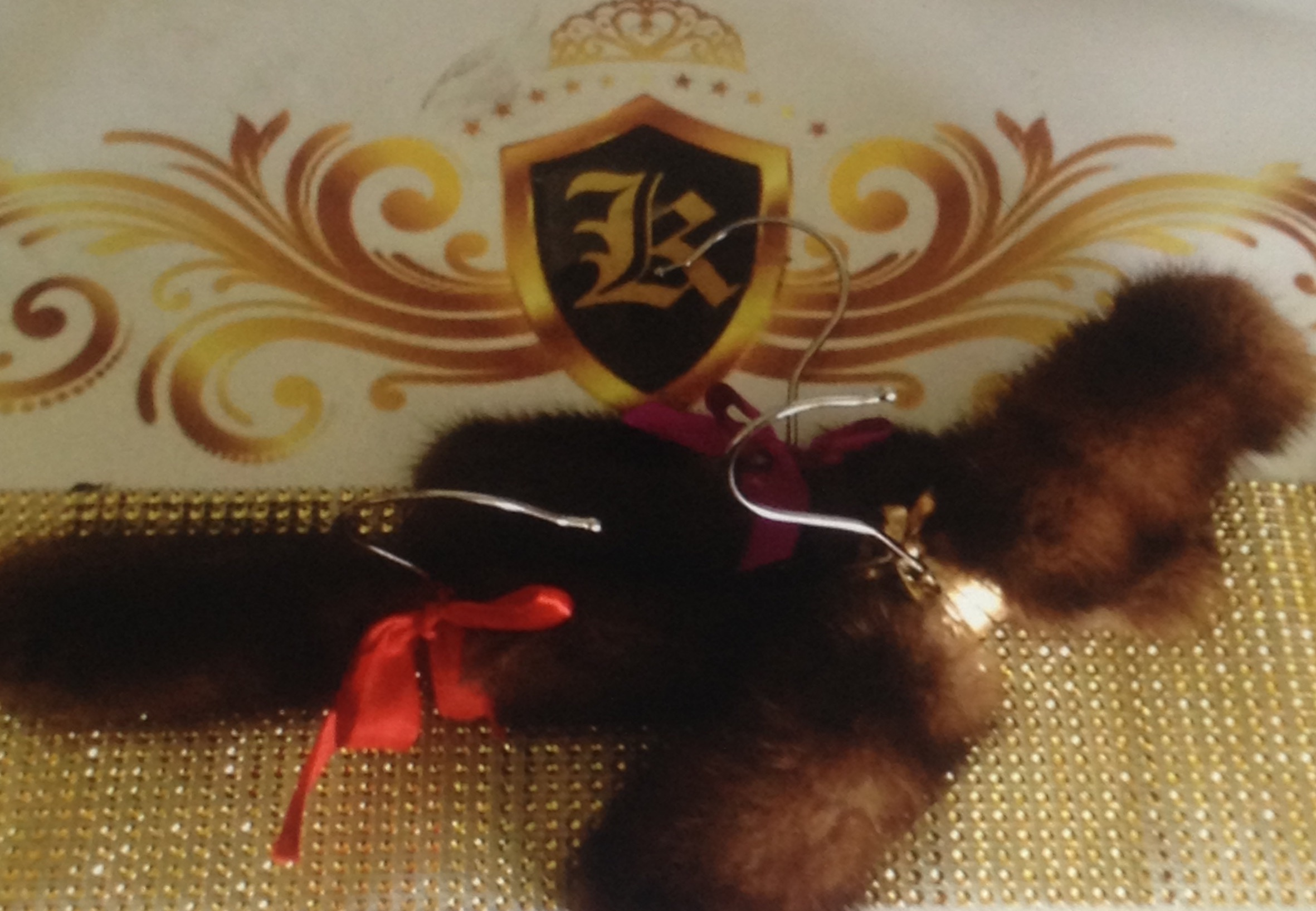 Spruce up your hair extensions brand with krysmari hair extension mink hanger pmusecretfo Images