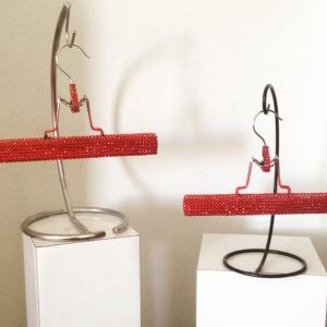Krysmari Red Diamond Glam Hangers